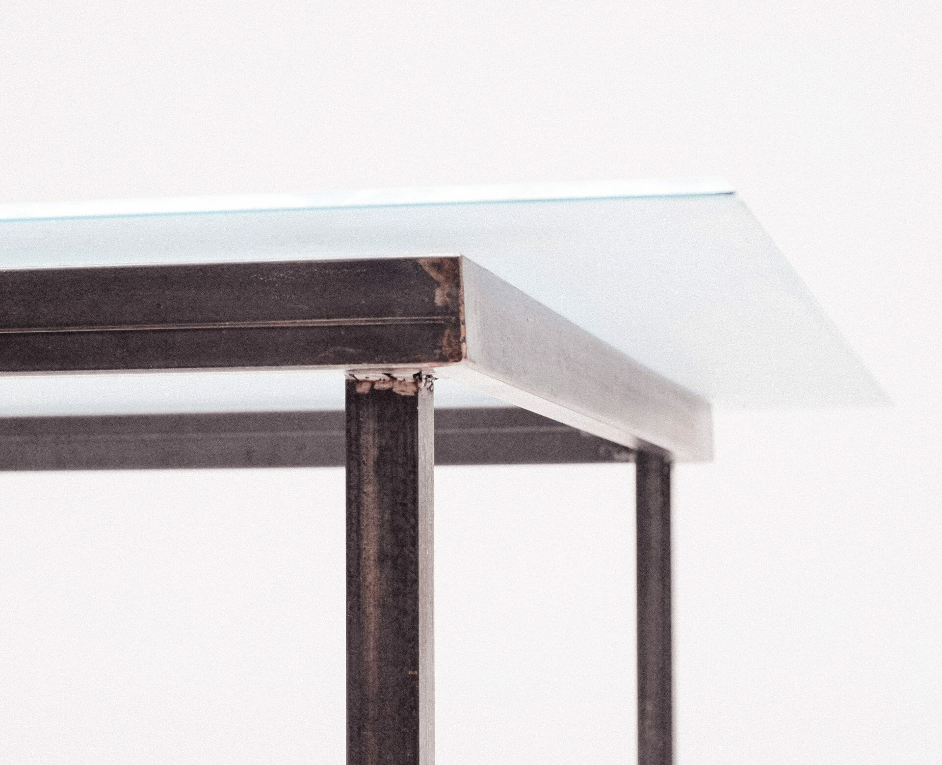 1985 Unique dining table by Gerard Kuijpers
