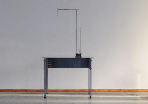 Unique Gerard Kuijpers 1986 table lamp